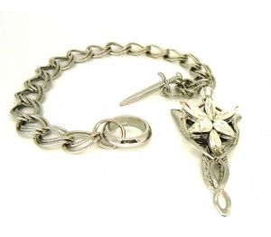 Lord of the Ring Sunset Star Elf Princess bracelet fashion design Prop replica